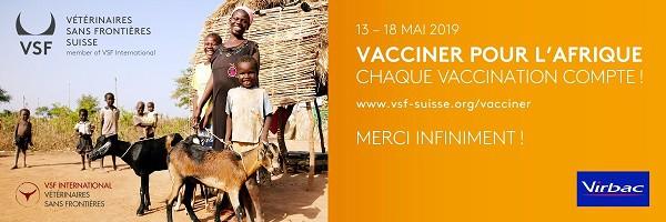 «Vacciner pour l'Afrique» 2019: un nouveau record!