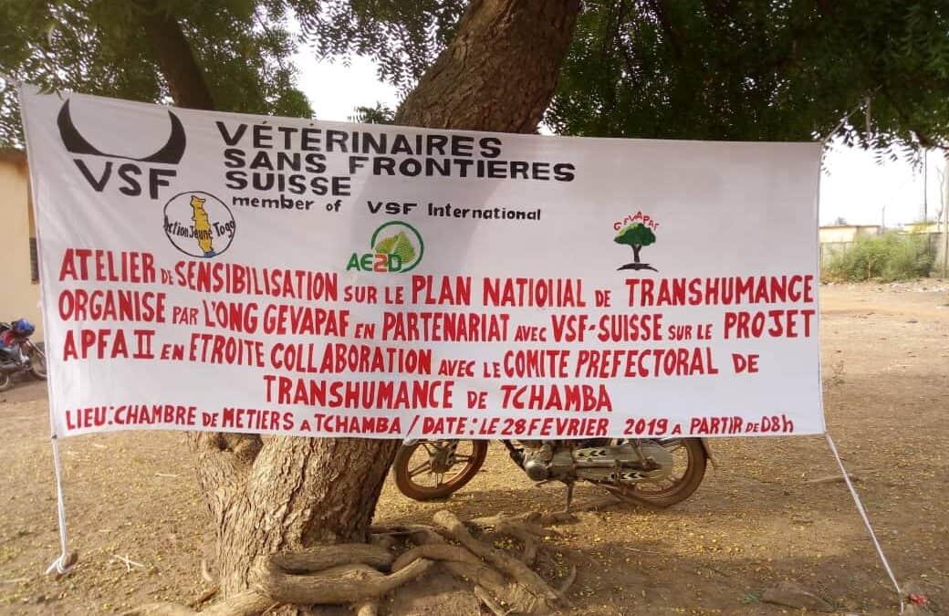 Direkt aus dem Feld: Eine Kampagne zur Konfliktvermeidung zwischen sesshaften und nomadischen Bauernvölkern
