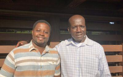 Lernen Sie Kevin Miheso, den Projektverantwortlichen im Südsudan, kennen!