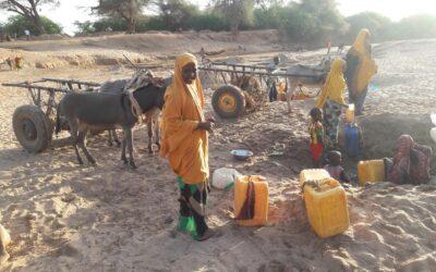 Erneute Dürre in der Gedo-Region in Somalia