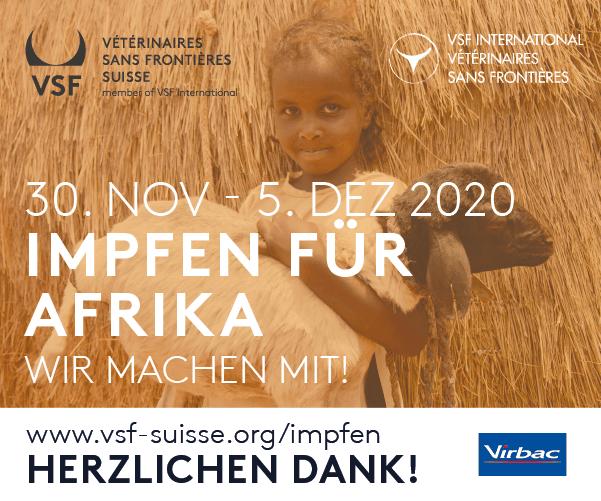 """""""Impfen für Afrika"""" 2020 – Danke allen Teilnehmenden!"""